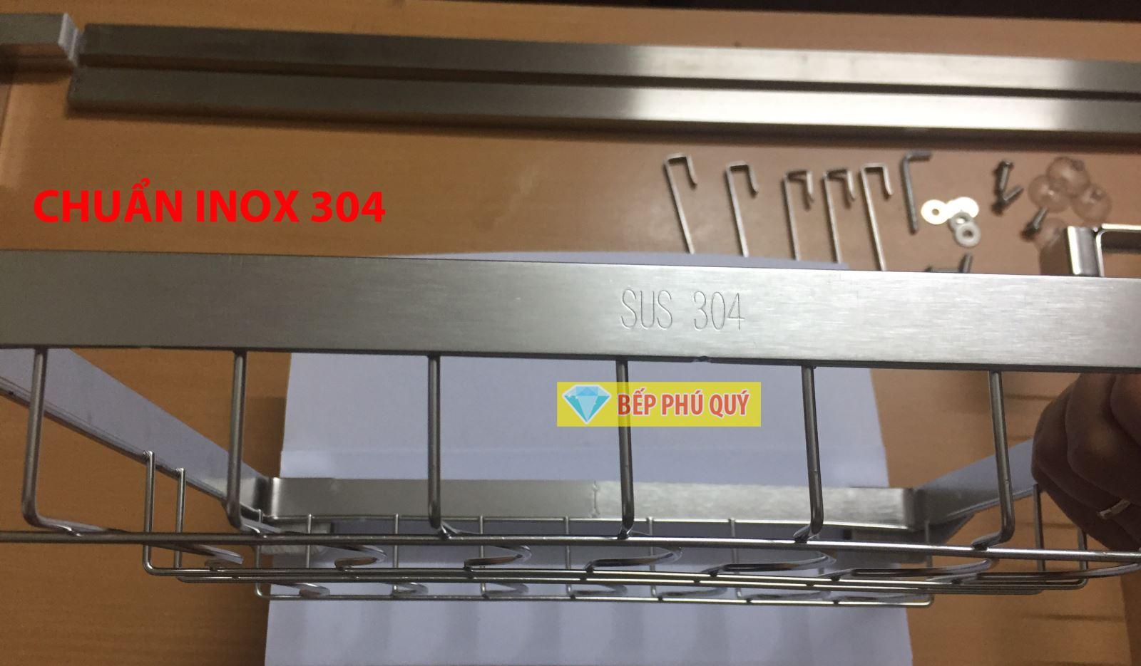 giá để đồ trên chậu rửa bát kệ úp chén trên bồn rửa bát inox 304
