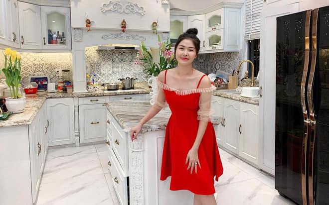 Thiết bị nhà bếp đẹp cho phụ nữ hiện đại