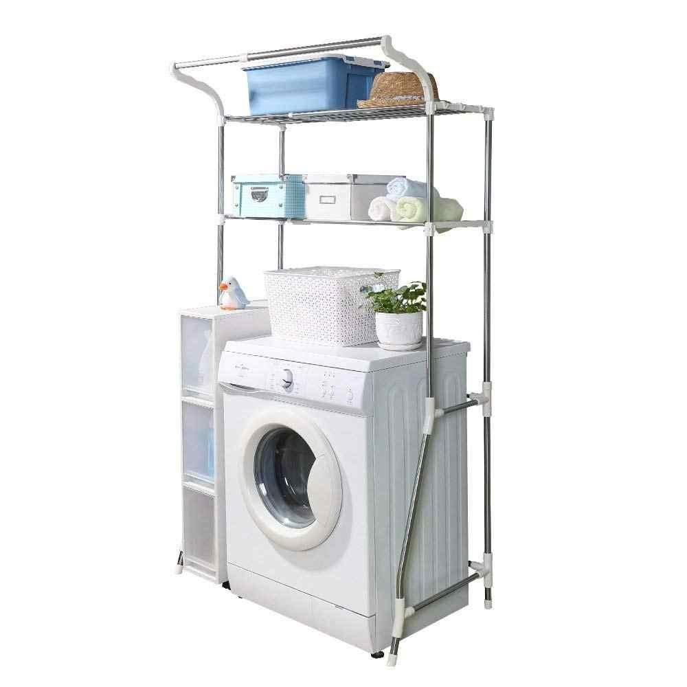 kệ để đồ đa năng trên máy giặt bằng nhựa