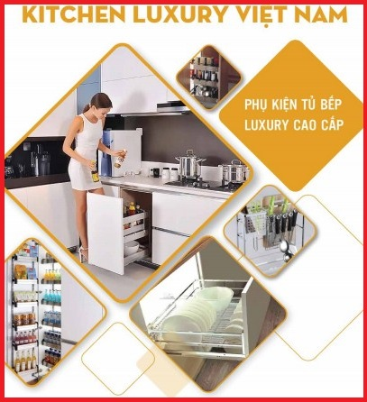 Phụ kiện cao cấp Luxury kitchen