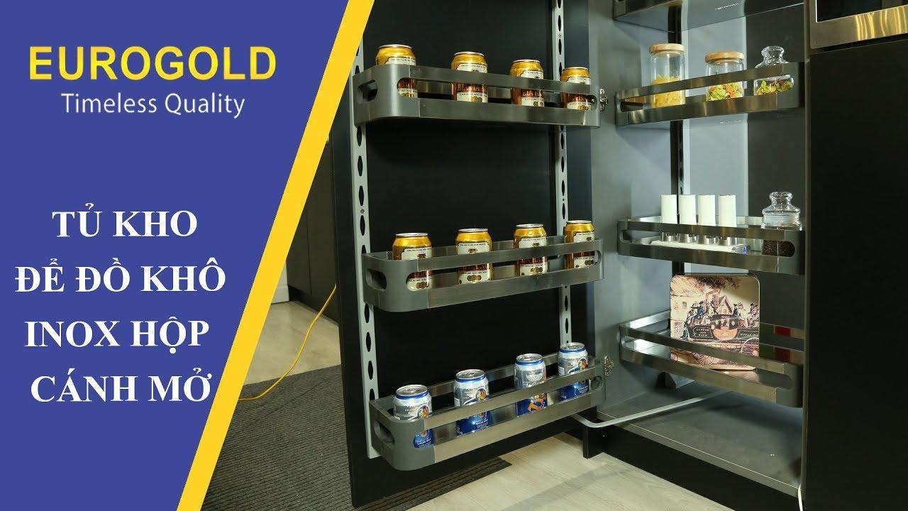tủ đồ khô eurogold